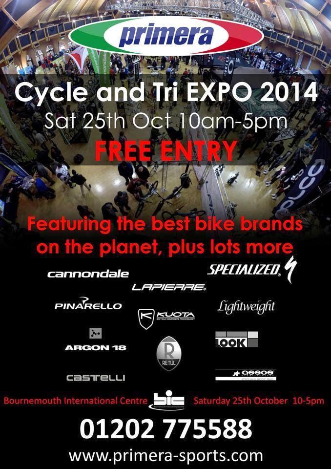 Primera Cycle & Tri Expo