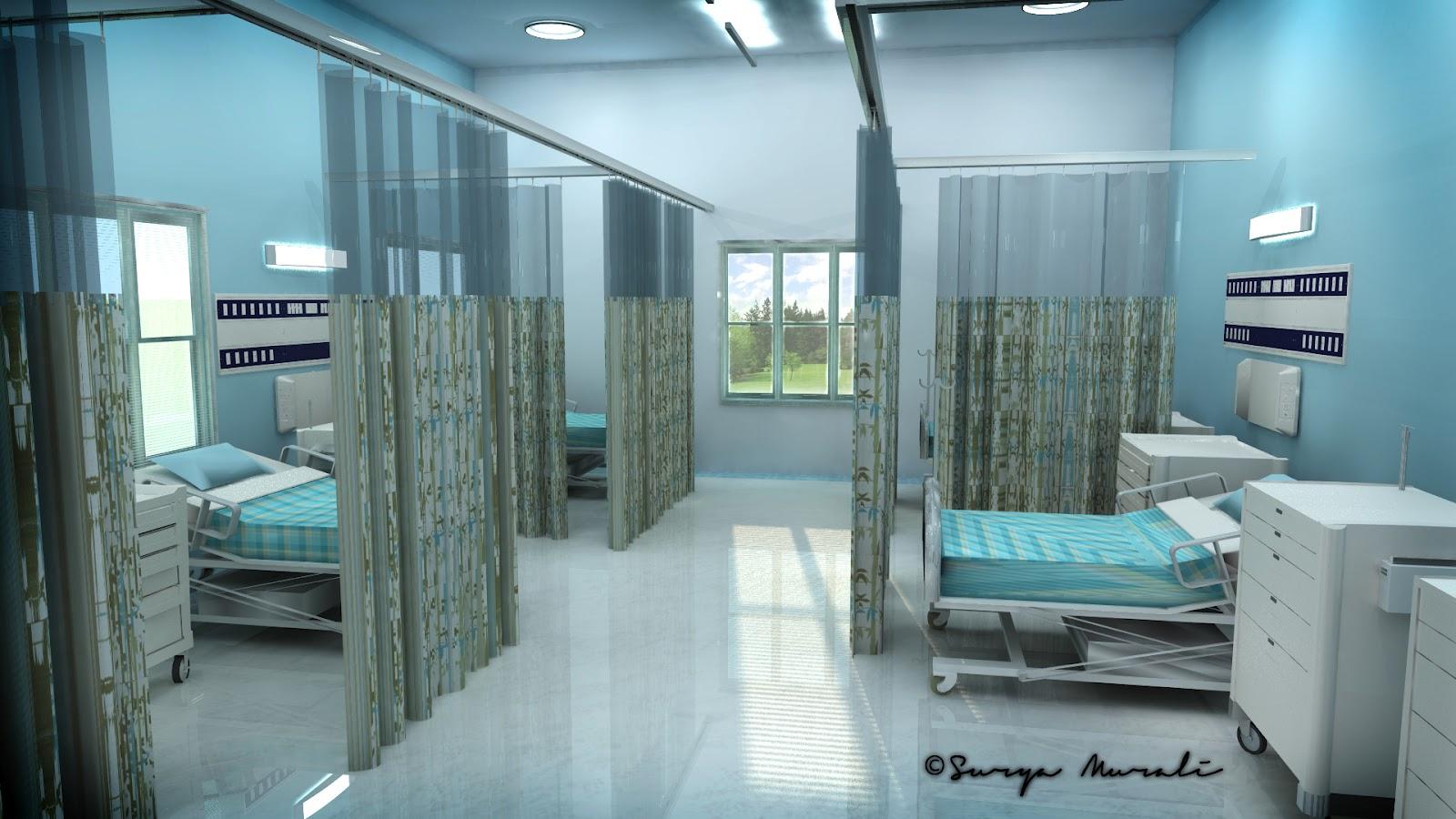 Hospital Ward | My W