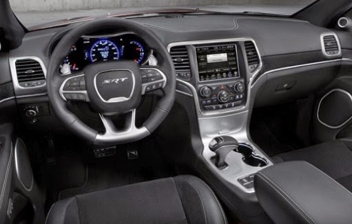 2016 Jeep Grand Cherokee  interior