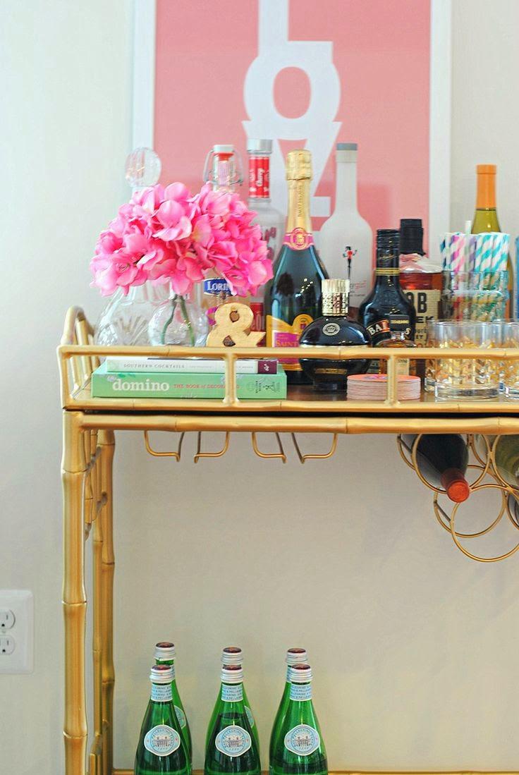Bar Cart Hupsis Interior Inspiration Inspo Wohnzimmer Inneneinrichtung Serendipity