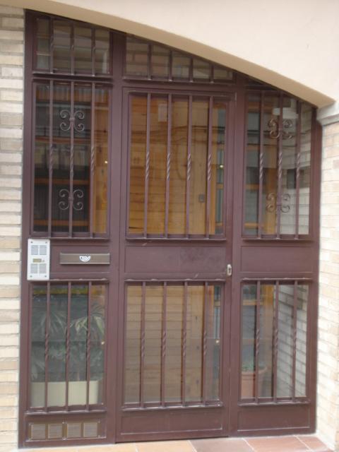 Rejas para ventanas de forja balcones forja barandillas de - Rejas para balcones ...