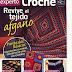 Revista:  Arte Experto Croche (revive el tejido Afgano y cómo unir cuadros!!! ))