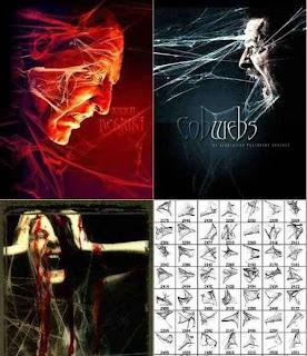 Brushes for Photoshop – Cobwebs
