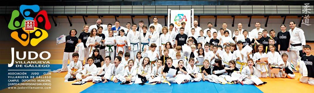 Judo Club Villanueva de Gállego