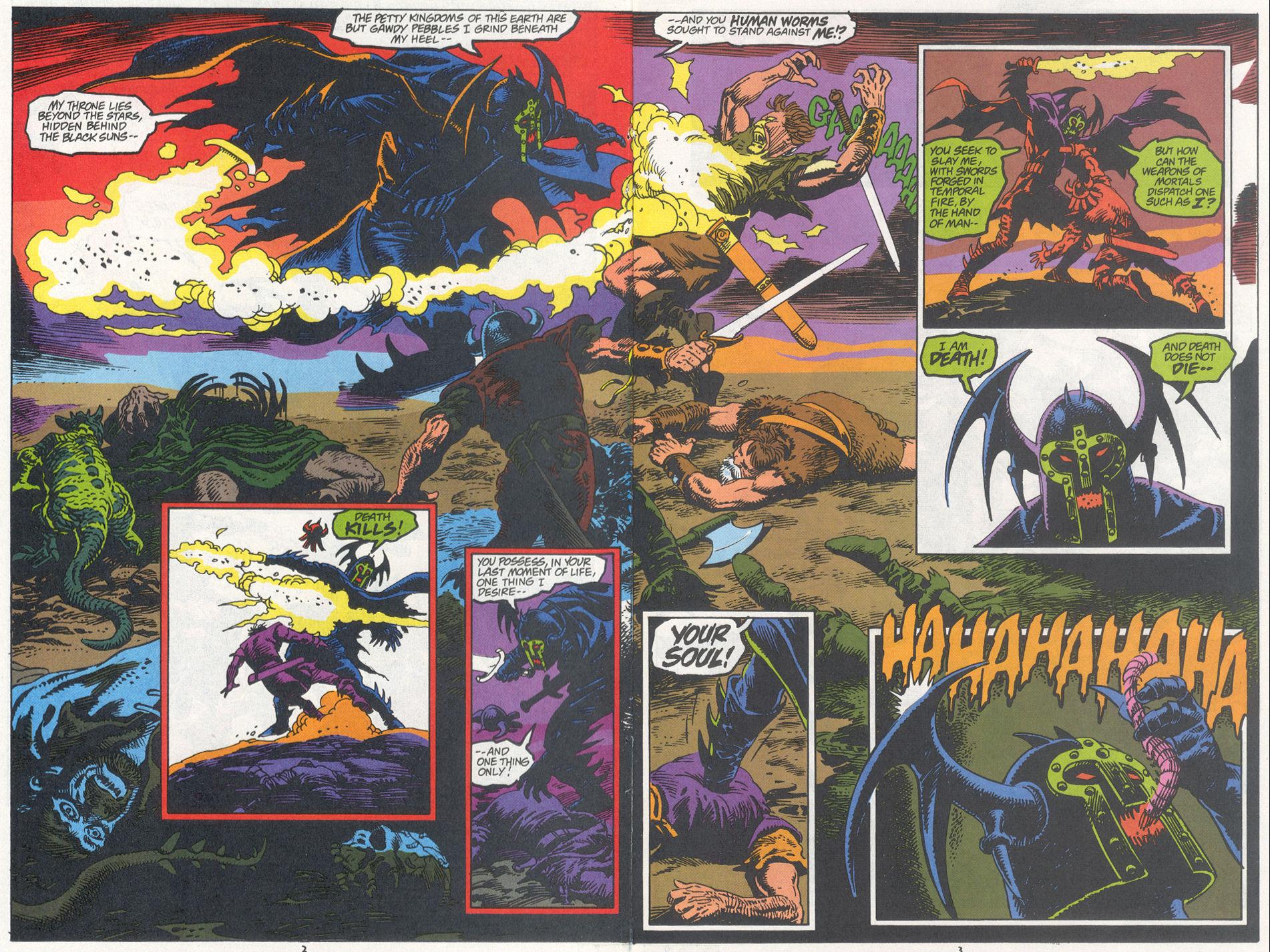 Conan the Barbarian (1970) Issue #270 #282 - English 3