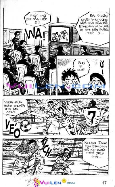 Jindodinho - Đường Dẫn Đến Khung Thành III Tập 66 page 17 Congtruyen24h
