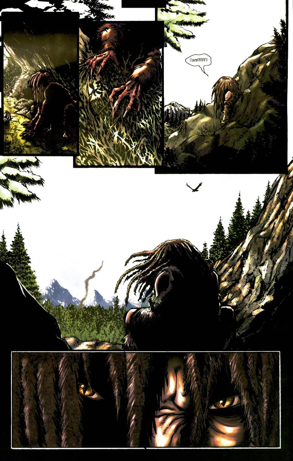 Read online Wolverine (2003) comic -  Issue #14 - 4