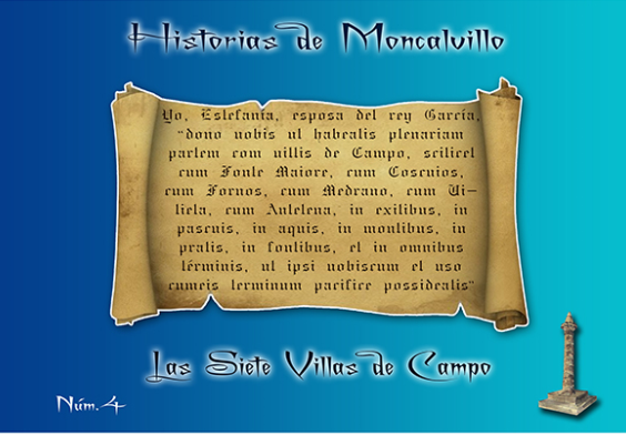 HISTORIA DE MONCALVILLO
