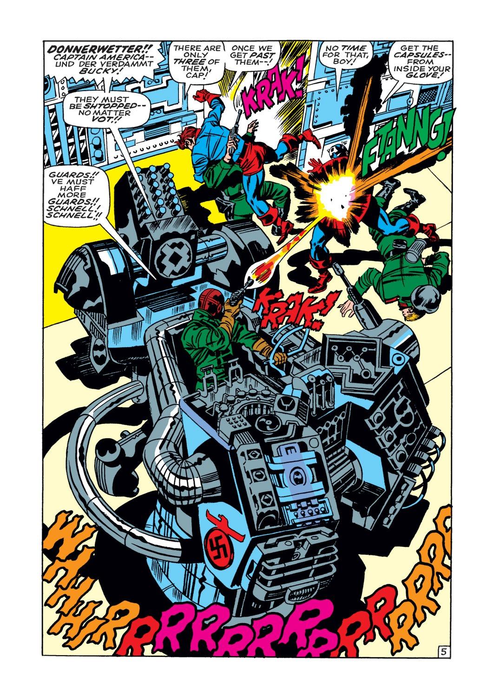 Captain America (1968) Issue #109 #23 - English 6