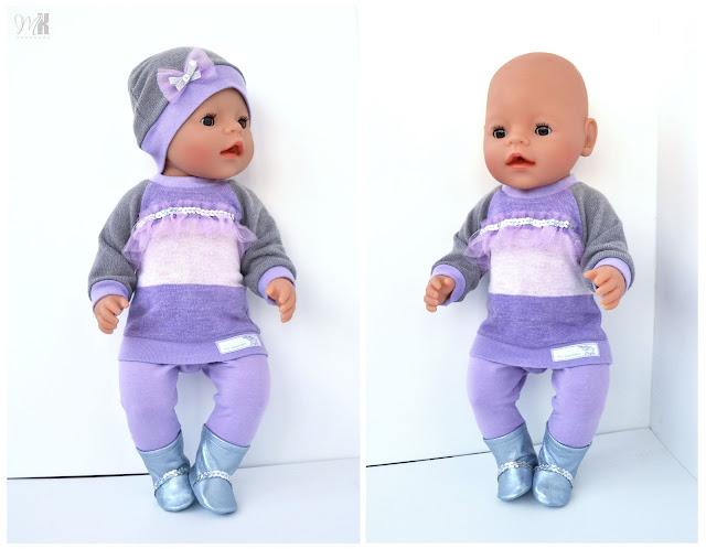 Как сшить колготки для куклы своими руками 10