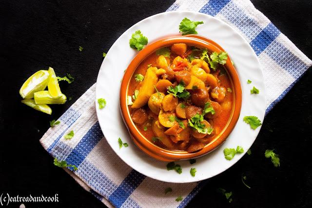 bengali style borir jhol recipe
