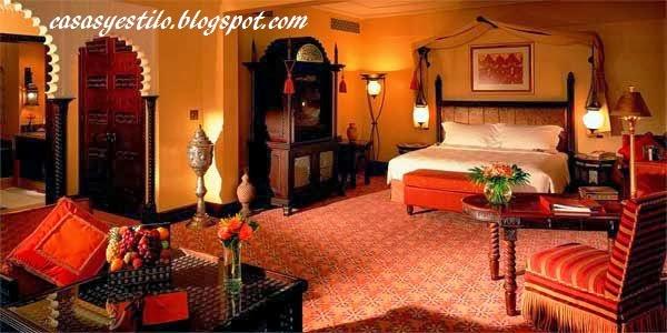 casas de lujo y sus interiores