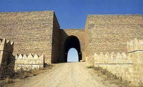 Niniva irački grad ,Mosul