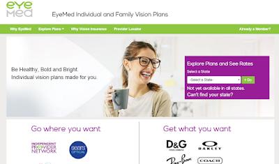 Eye Med Website