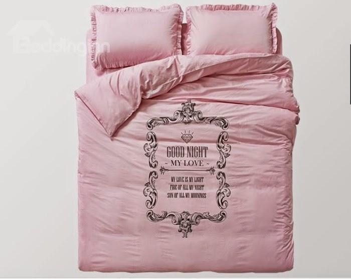 lenzuola rosa