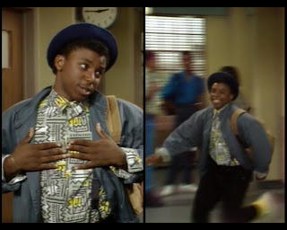 Cosby Show Huxtable fashion blog Cockroach Carl Anthony Payne II