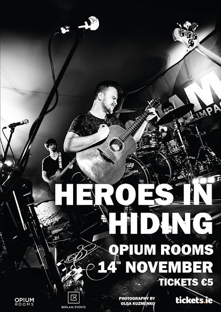 Heroes in Hiding Opium Rooms