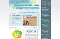 Visita mi portafolio de diseño web
