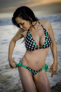 Nadya Sulaiman octomom on bikini