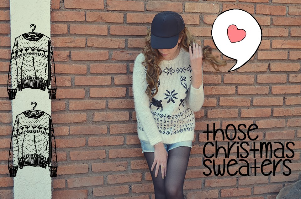 Sweaters with tights