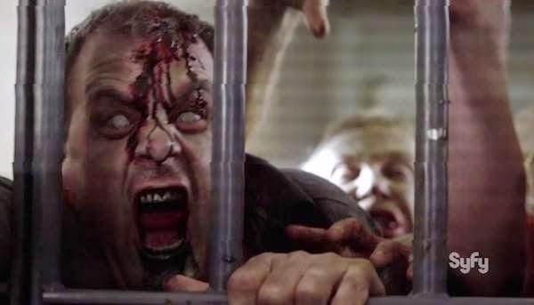 Zombie prigione