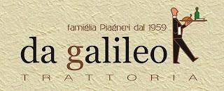 Trattoria Da Galileo dal 1959