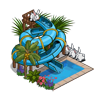 FarmVille Tropical Slide