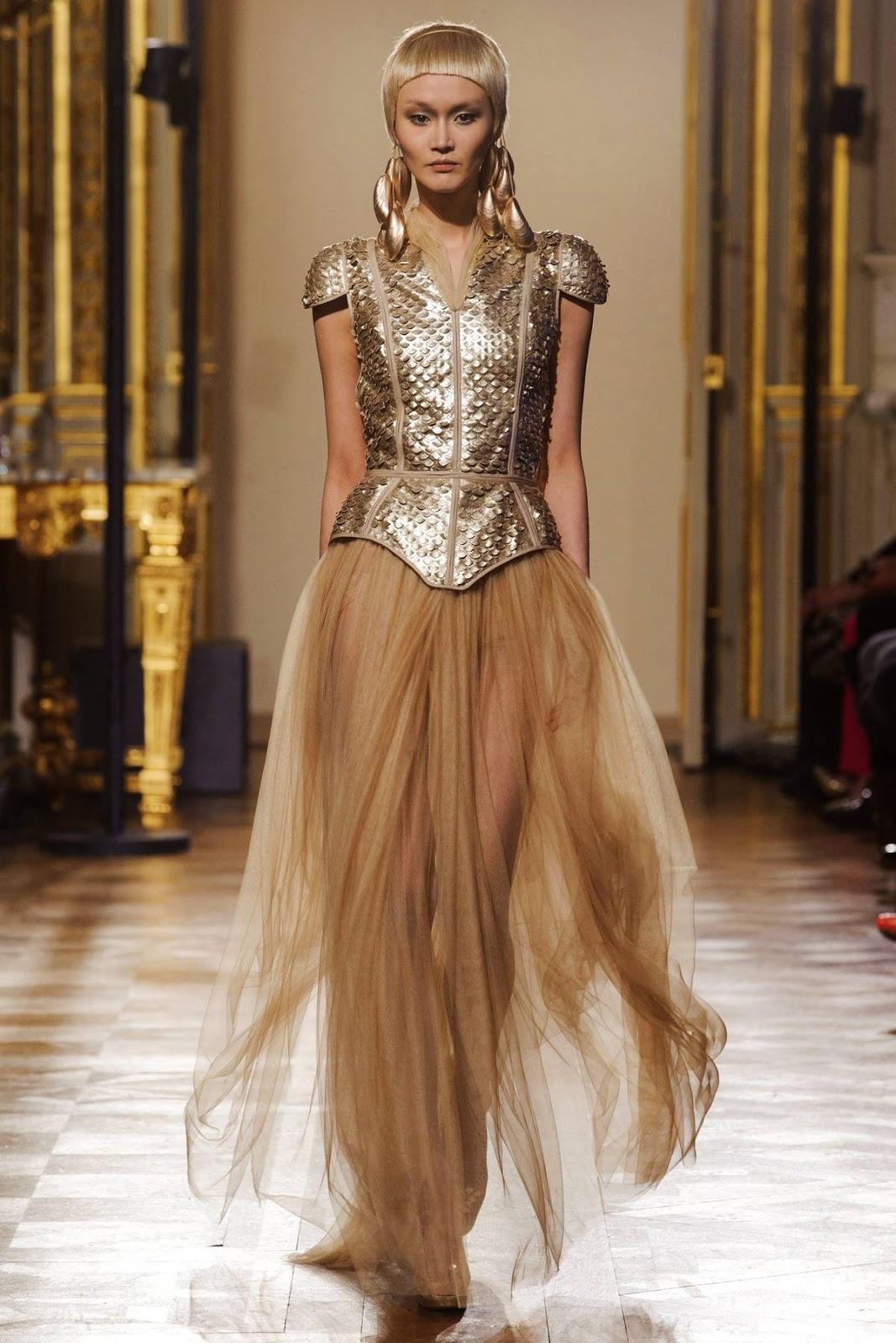 I Am Fashion Oscar Carvallo Spring 2013 Couture
