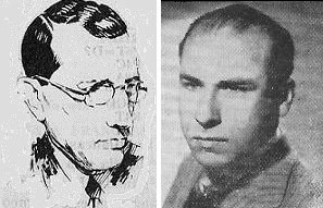 Los ajedrecistas Daniel Roig y Ramón Fabregat