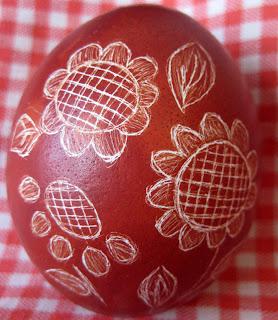 украшение пасхальный яиц