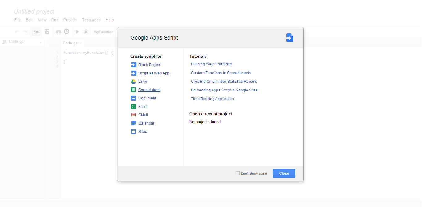 Create an Auto Responding Google Form ScreenShot 4