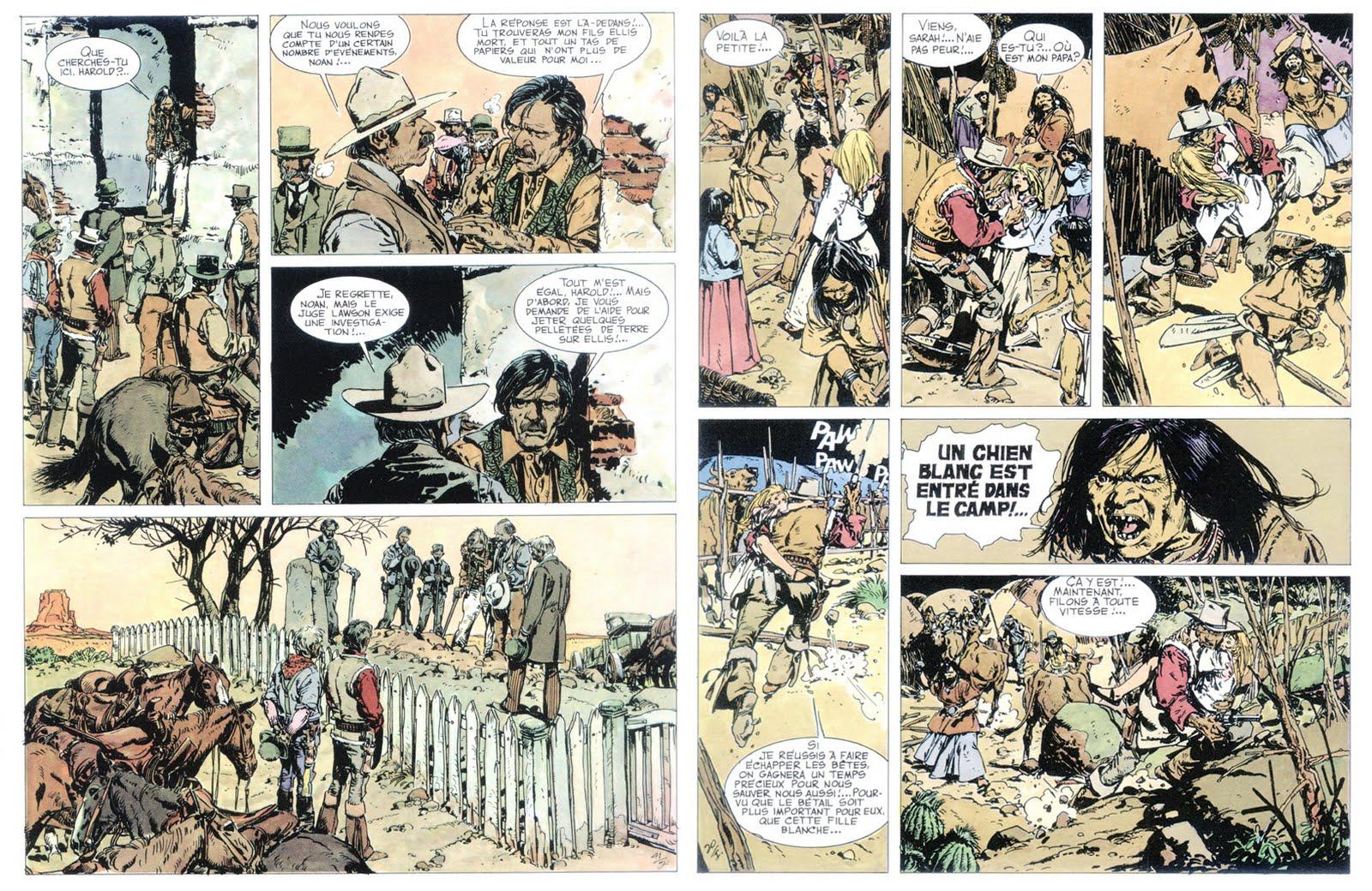 western adult comics