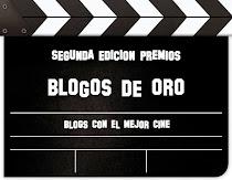 2ª Edición Premios Blogos de Oro