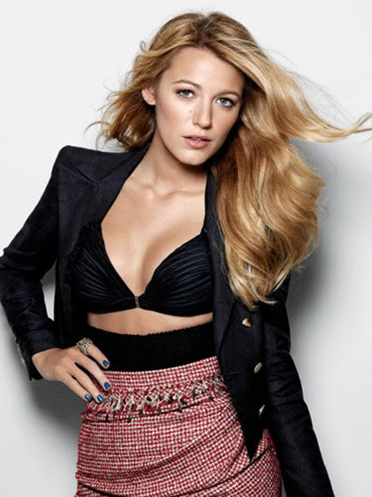 Fresh Look Celebrity Hairstyles - Blake Lively 07