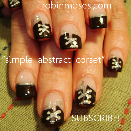 Robin moses nail art wicked the musical nails rhododendron nails wicked the musical nail art robin moses n rainbow rhododendrons colorful flower tu prinsesfo Image collections
