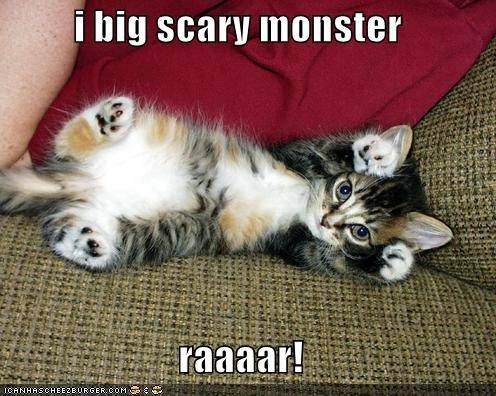 cat monster