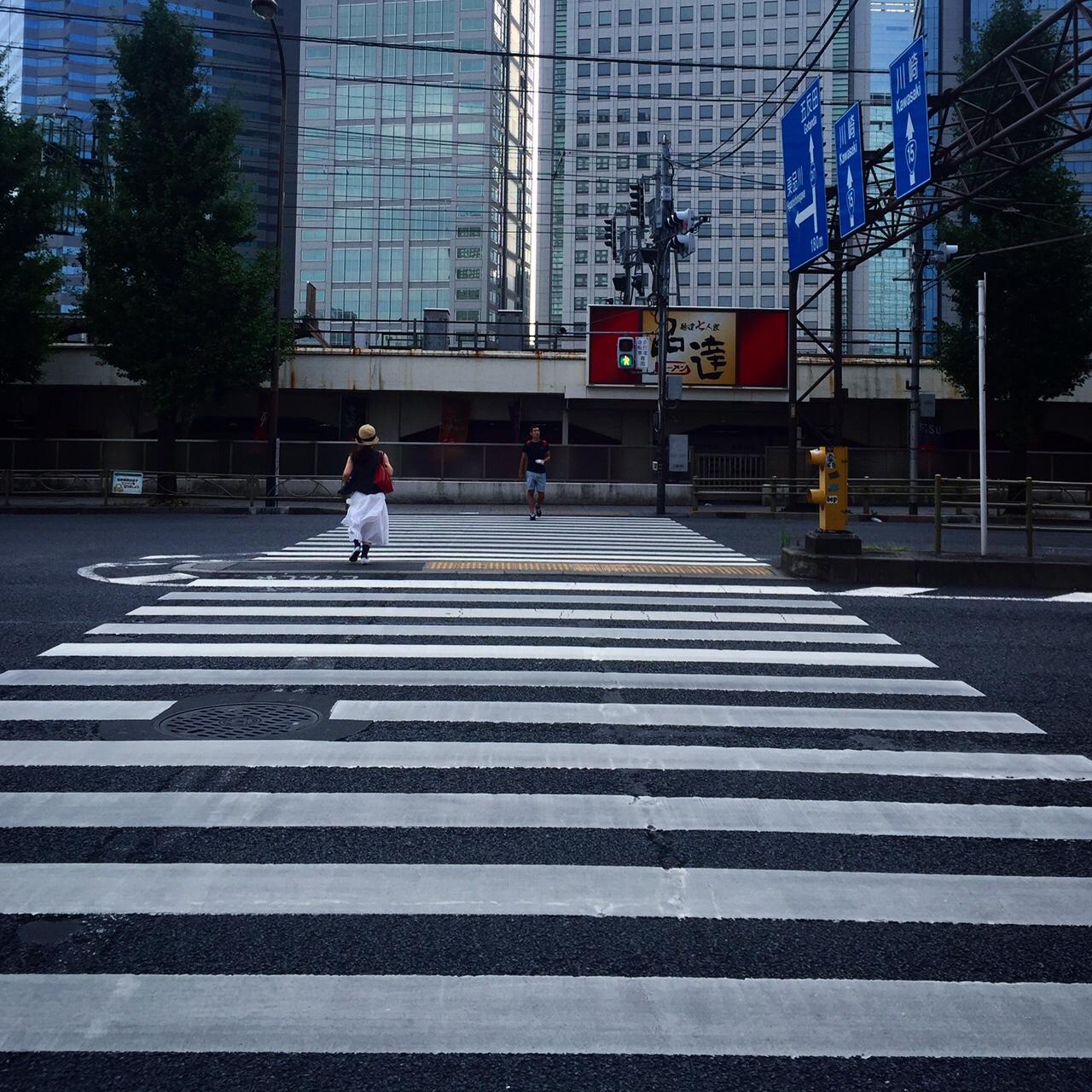 GOOD MORNING SHINAGAWA TOKYO
