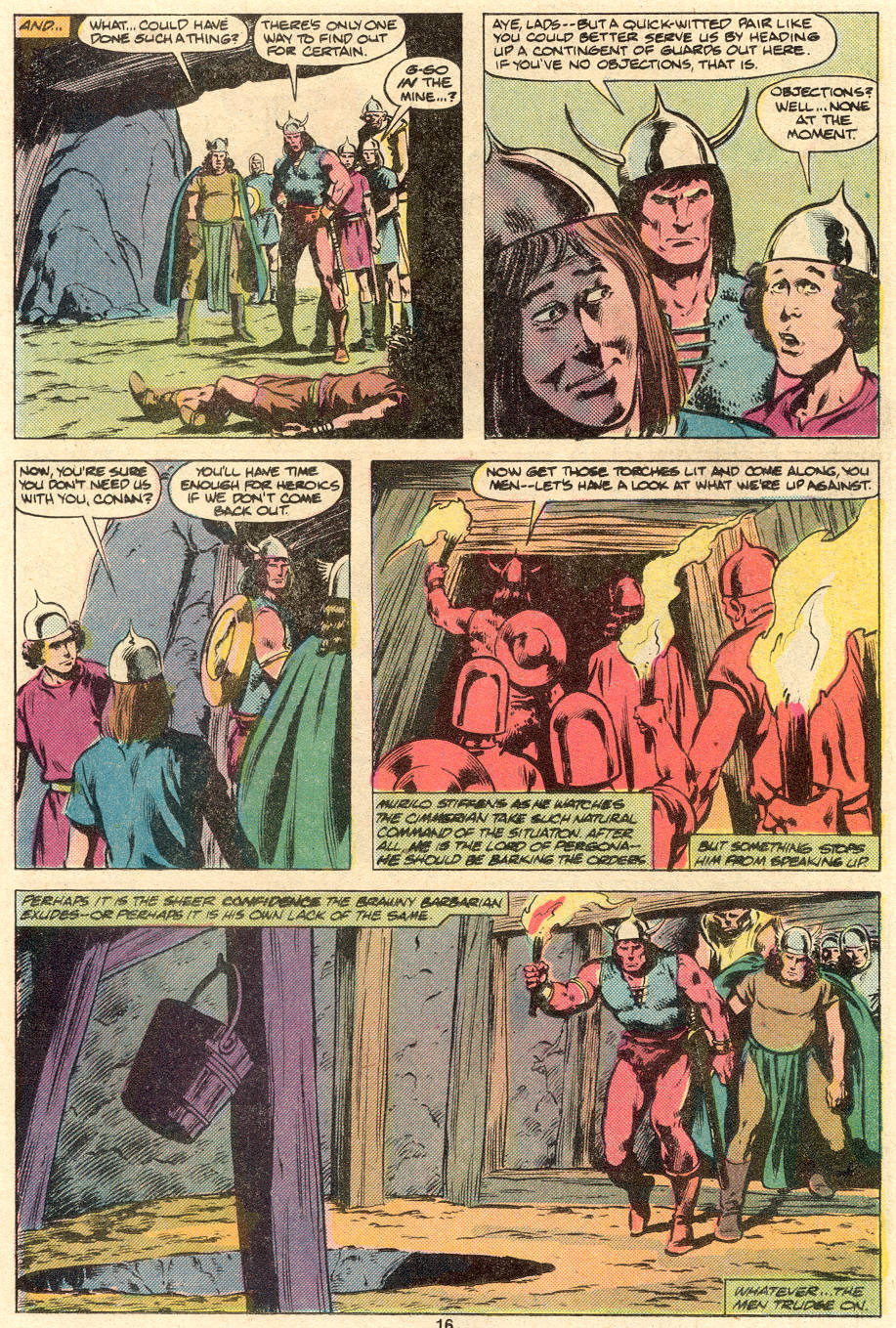 Conan the Barbarian (1970) Issue #123 #135 - English 13
