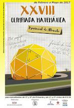 XXVIII OLIMPIADA MATEMÁTICA PROVINCIAL DE ALBACETE