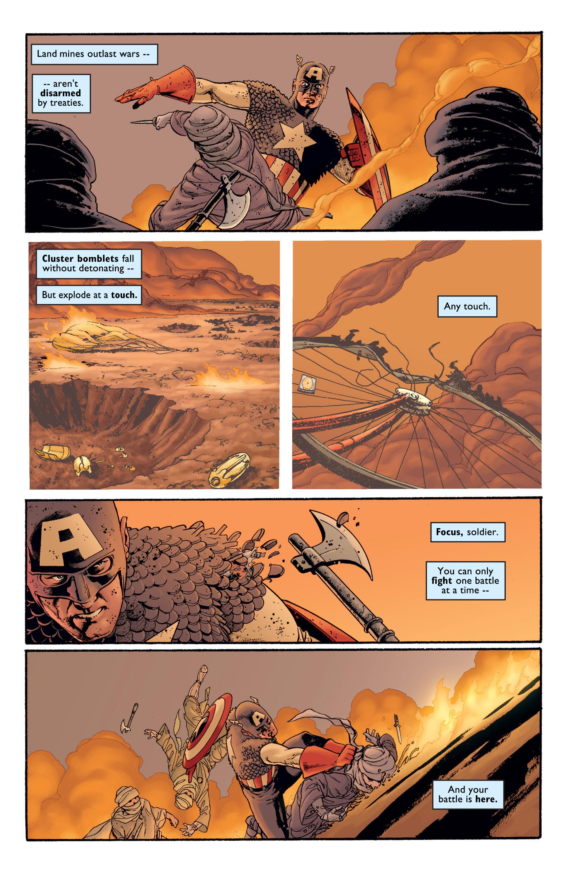 Captain America (2002) Issue #3 #4 - English 6
