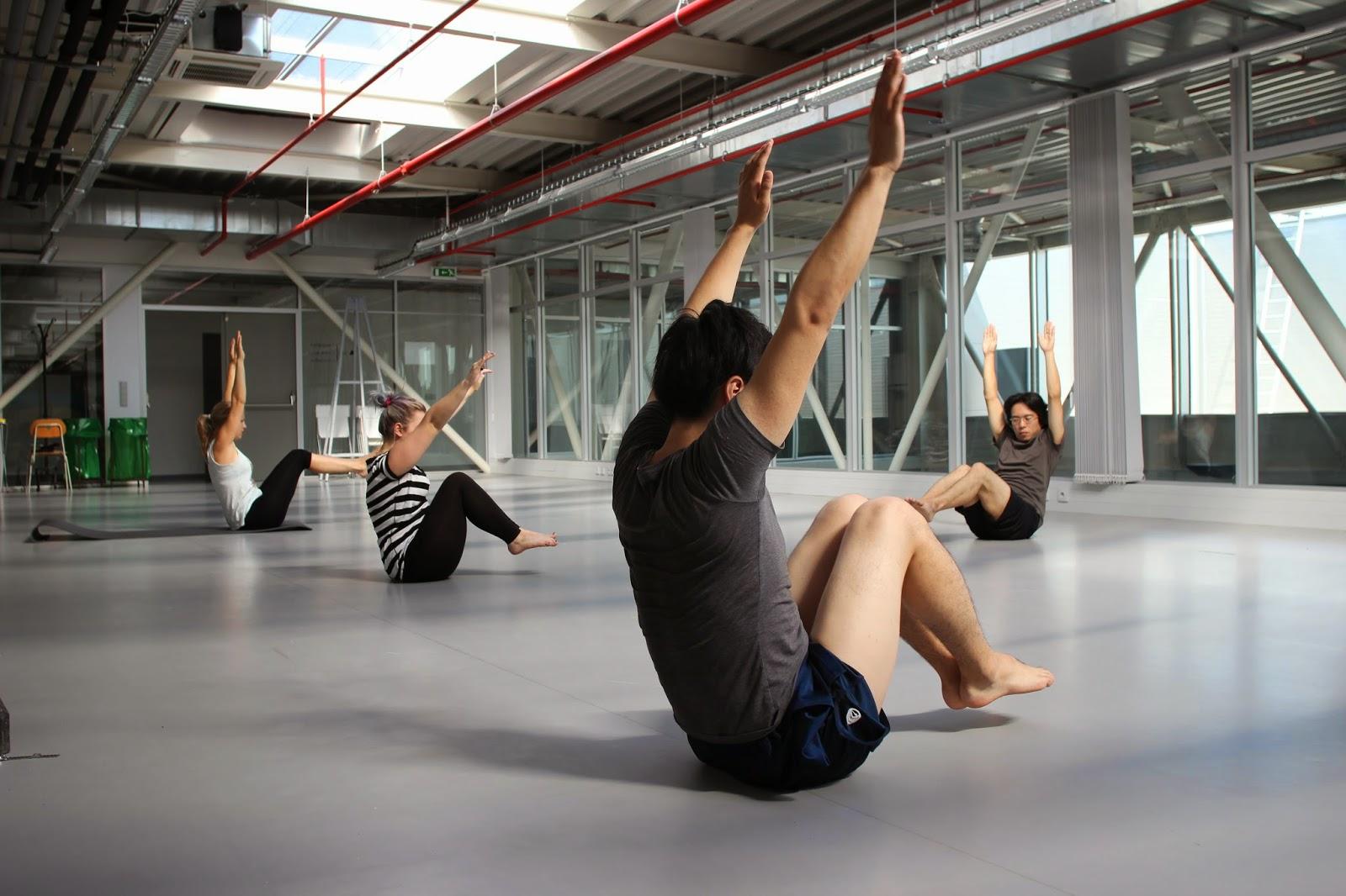 ArtCamp 2014, Tělo, pohyb, tanec / Body, movement, dance
