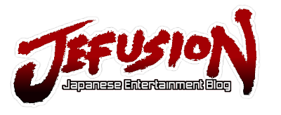 JEFusion: Japanese Entertainment Blog new Logo