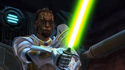 Star Wars: The Old Republic Cathar