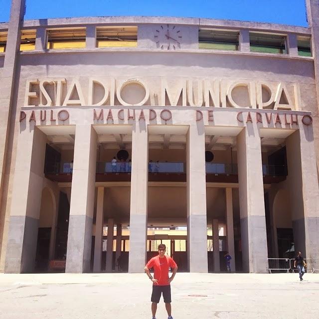 Estádio Pacaembu/SP