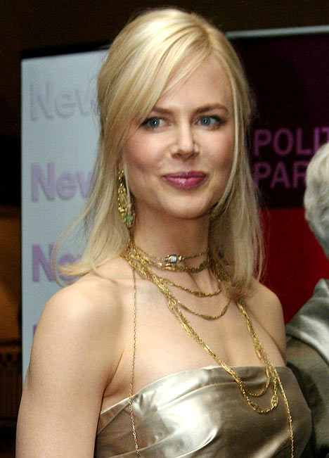 Hot celebrities and models: Nicole Kidman