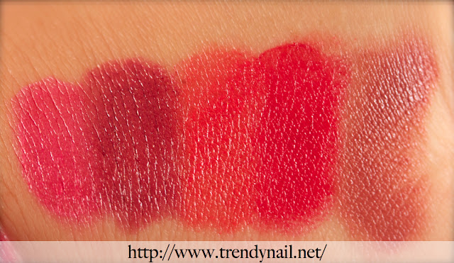 Collistar rossettoTattoo swatch