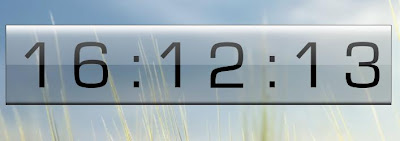 jQuery Digital Clock