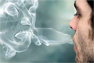 fumante Um segredo para parar de fumar: