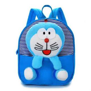 Model Tas Sekolah Doraemon