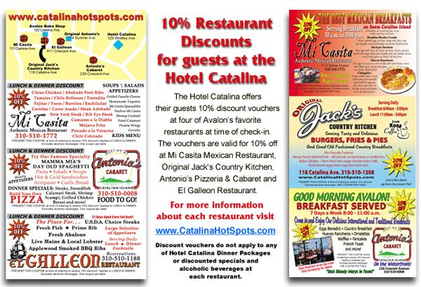 Catalina express coupon code